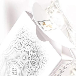 SOLOMAGIA Ghost Cohorts (Luxury-Pressed E7) Playing Cards by Ellusionist