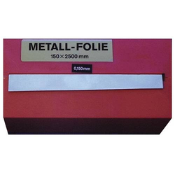 Metallfolie D.0,150mm STA L.2500mm B.150mm