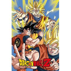 GB eye Poster Dragon Ball Z - Goku - Maxi Poster