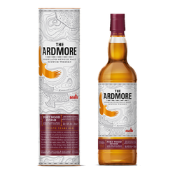 The Ardmore Portwood 12 years Speyside Malt Whisky 0,7l