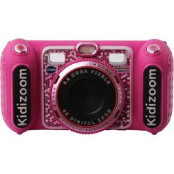 Vtech® Kidizoom Duo DX, pink Kinderkamera (5 MP, inklusive Kopfhörer)