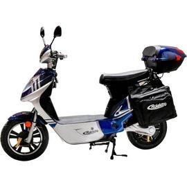 Rolektro eco-City 20 V.2 PLUS 500 Watt 20 km/h blau/silber