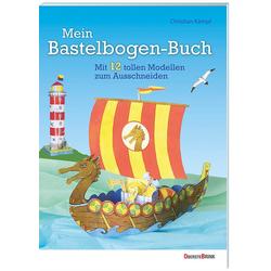Mein Bastelbogen-Buch: Buch von Christian Kämpf