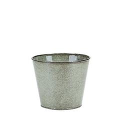 Övriga varumärken Topf Metall Grün 13x15 cm