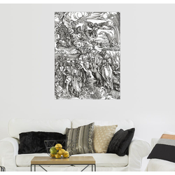 Posterlounge Wandbild, Apokalypse der Babylonischen Hure 70 cm x 90 cm