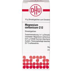 MAGNESIUM CARBONICUM C 12 Globuli 10 g