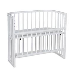 babybay Beistellbett Comfort weiß lackiert