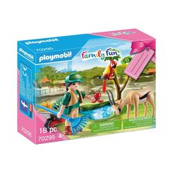 """Playmobil® Spielfigur PLAYMOBIL® 70295 Geschenkset """"Zoo"""""""