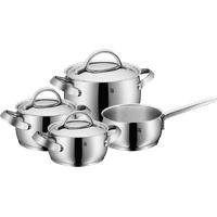 Topf-Set 4-tlg. Bratentopf + Fleischtopf (2x) + Stielkasserolle