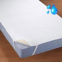 BettwarenShop Wasserdichte Molton-Matratzenauflage