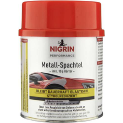 Nigrin Performance 72116 Metall-Spachtel 500g