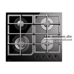 HCG60SCK Gaskochfeld Glaskeramik 4 Flammen mit 4 kW Wok