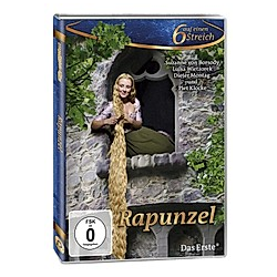 Rapunzel - DVD  Filme