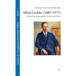 Alfred Lechler (1887-1971) als Buch von