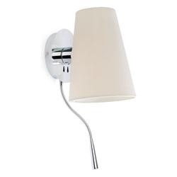 click-licht Wandleuchte Geschmackvolle Wandleuchte Lupe aus Metall in, Wandleuchte, Wandlampe, Wandlicht
