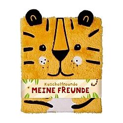 Freundebuch - Kuschelfreunde - Meine Freunde (Tiger)