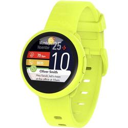 MyKronoz ZeRound3 Lite Smartwatch Gelb