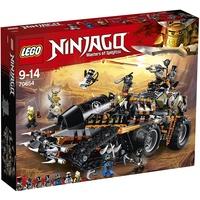 Lego Ninjago Drachen-Fänger (70654)