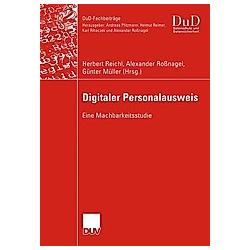 Digitaler Personalausweis - Buch
