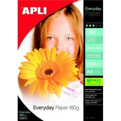 Fotopapier EVERYDAY A4 180g/qm VE=100 Blatt