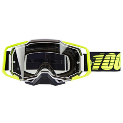 100% Crossbrille Armega Deker - Klar, Anti Fog