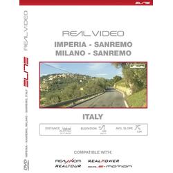 DVD MILANO SANREMO IMPERIA-SANREMO FÜR REAL AXION/POWER/TOUR