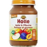 Holle Bio Apfel & Pflaume 190 g