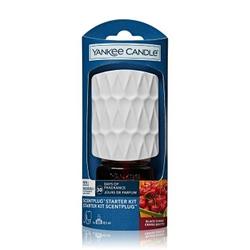 Yankee Candle ScentPlug Diffuser White dyfuzor aromatyczny  1 Stk