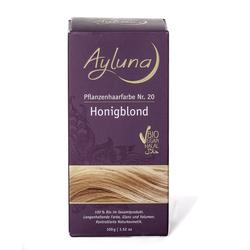 Ayluna Naturkosmetik Haarfarbe - Nr.20 Honigblond 100g