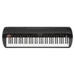 Korg SV-2 73 Stage Vintage Piano Schwarz