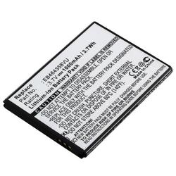 Akku für Samsung Galaxy Y Duos S6102, Galaxy mini II S6500, Galaxy Ace Duo S6...