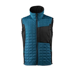 MASCOT® unisex Thermoweste CLIMASCOT blau Größe 4XL