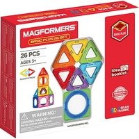 MAGFORMERS Basic Plus 26-tlg.