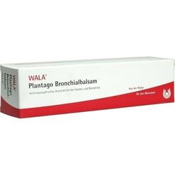 PLANTAGO BRONCHIALBALSAM 100 g