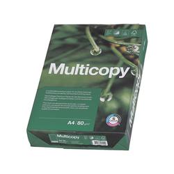 MULTICOPY Druckerpapier MultiCopy, Format DIN A4, 80 g/m²