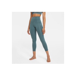 Nike Yogatights Nike Yoga Novelty 7/8 Women's Tights grau L (40)