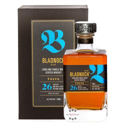 Bladnoch Talia 26 Jahre Lowland Single Malt Whisky