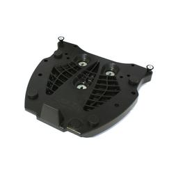 SW-Motech Adapterplaat voor ALU-RACK - Voor Shad, niet SH29/SH39/SH48/SH50/SH58X. Zwarte., zwart, Eén maat