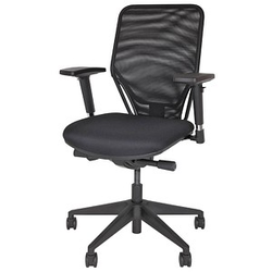 BISLEY Optime Bürostuhl schwarz