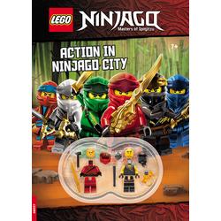LEGO® NINJAGO® - Action in Ninjago City als Buch von
