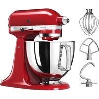 KitchenAid® Küchenmaschine Artisan 5KSM125EER, 4,8 Liter, 300 Watt, Empire Rot rot