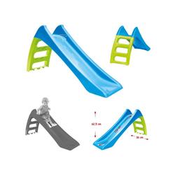 Mochtoys Rutsche Kinderrutsche, Wasserrutsche 11050, Rutschlänge 116 cm, Höhe 62,5 cm blau