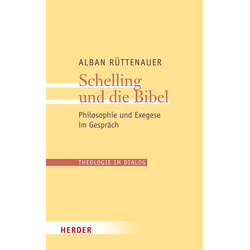 Schelling und die Bibel als Buch von Alban Rüttenauer