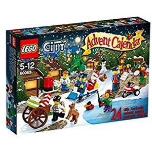LEGO 60063 - City Adventskalender