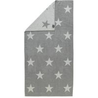Big Stars 524 Duschtuch (70 x 140 cm) silber
