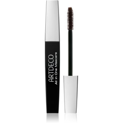Artdeco All in One Mascara Wimperntusche für mehr Volumen, Styling und Wimpernlifting Farbton 202.03 Brown 10 ml