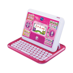 Vtech® Lerntablet 2-in-1 Tablet & Laptop, pink rosa