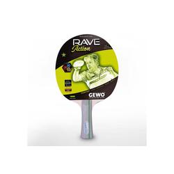 Gewo Tischtennisschläger GEWO Schläger Rave Action