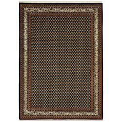Teppich Nargis Mir dunkelblau (BL 200x200 cm)