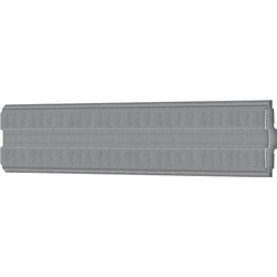 Wendehobelmesser L.520mm B.12mm D.2,7mm HS BARKE